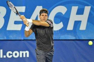 Ranking ATP: Del Potro salió del top 100 previo a su vuelta en Estocolmo
