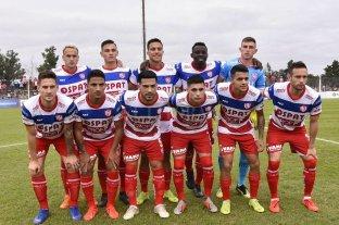 Copa Santa Fe: apareció Peano en los penales y Unión pasó de ronda - Formación de Unión para jugar ante Atlético San Jorge.