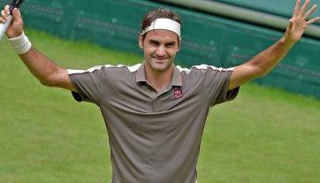 Federer se consagró campeón en Halle por décima vez -  -