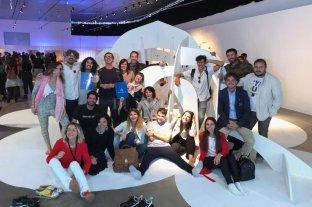 Santa Fe dijo presente en la fiesta mundial del diseño y la creatividad