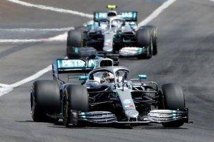 Lewis Hamilton ganó el Gran Premio de Francia -  -