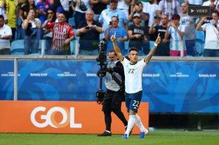 Argentina le gana a Qatar y se mete en cuartos de final -  -