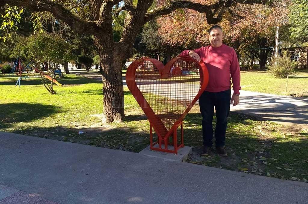 Chovet: al Garraham de corazón