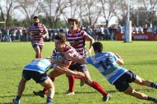 Salomónica definición en Sauce Viejo - Santa Fe Rugby Club fue el que se llevó los mayores reconocimientos, por haber sido capaz de imponer condiciones en diferentes aspectos del juego. -