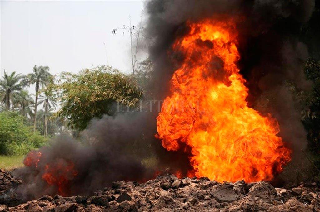 Explosión en Nigeria deja más de 10 muertos