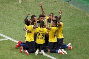 Ecuador y Japón se enfrentan buscando la clasificación a cuartos -  -