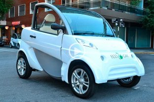 Así es el auto eléctrico que consiguió habilitación para venta y circulación en Argentina -  -