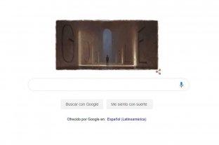 Google recuerda el nacimiento del escritor Ernesto Sabato