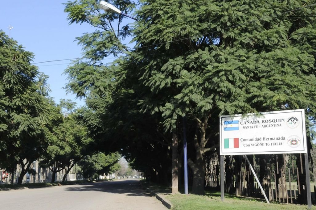 """Cañada Rosquín, el primer """"Municipio Verde"""" en Santa Fe"""