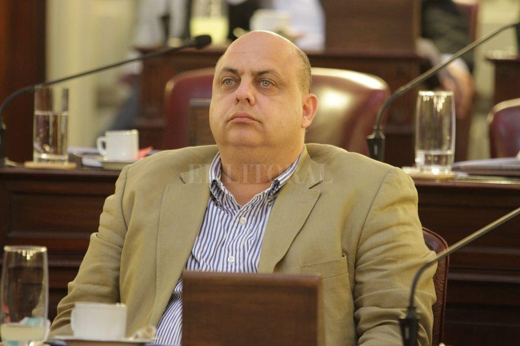 Crédito: Ariel Bermúdez revalidó su banca en la Cámara de Diputados de la provincia.
