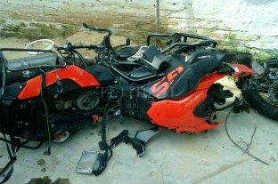 Motos: cuatro muertos en 48 horas - Las motos siguen engrosando la estadística de siniestros fatales.