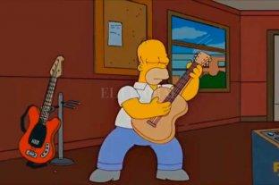 Productor desmiente el final de Los Simpson