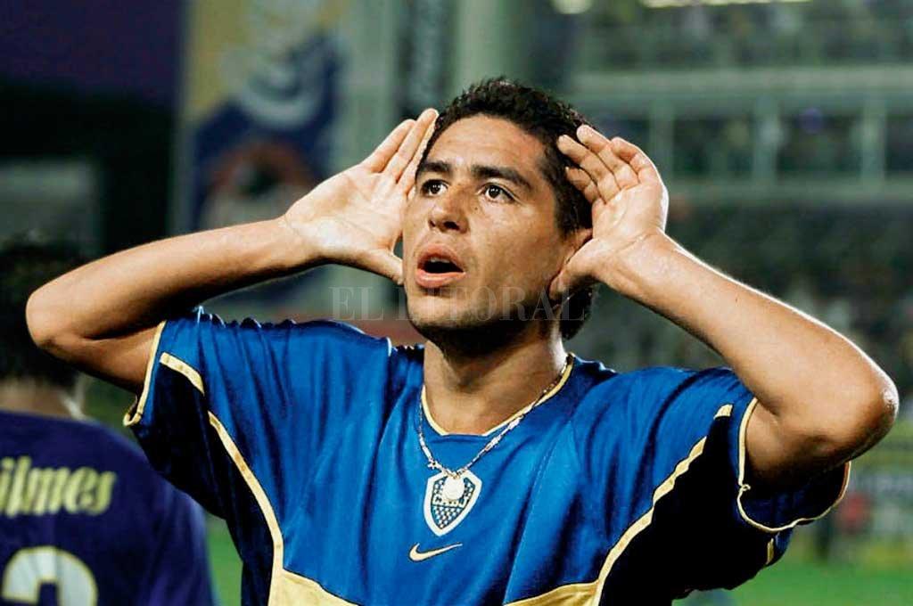 Juan Román Riquelme cumple 41 años
