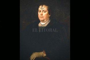 Subastan una obra de Velázquez que permaneció desaparecida por 300 años - Retrato de Olimpia Pamphilj, cuñada del papa Inocencio X. -
