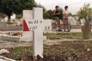 Logran identificar a 301 personas enterradas como NN en distintos cementerios del país -  -