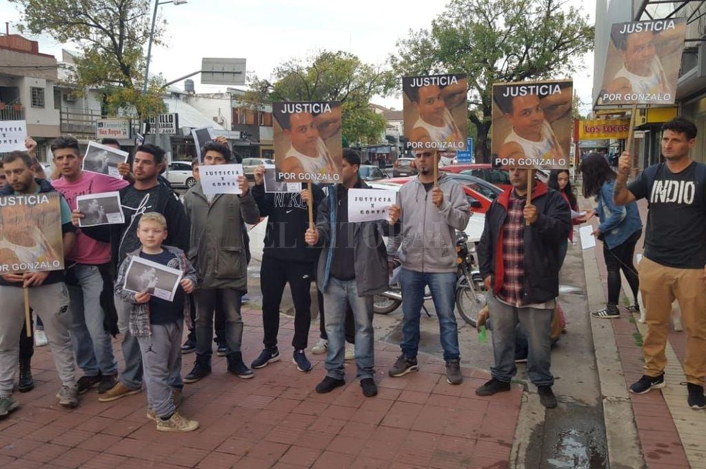 Volverán a pedir justicia por Gonzalo Fernández