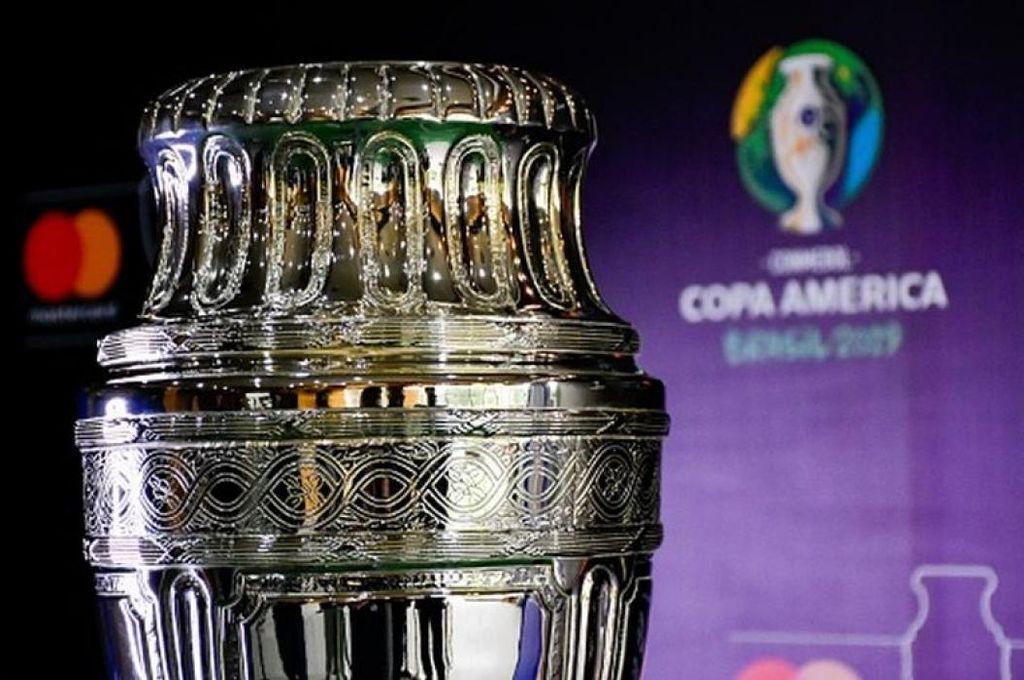 Así quedaron definidos los cuartos de final de la Copa América