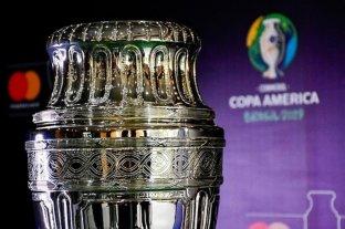Así quedaron definidos los cuartos de final de la Copa América -  -