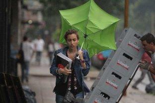Alerta meteorológico: Martes con vientos fuertes en Santa Fe -  -