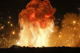Al menos dos muertos y 165 heridos en las explosiones en un arsenal en Kasajistán