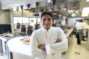 El restaurante del chef argentino Mauro Colagreco fue elegido como el mejor del mundo -  -