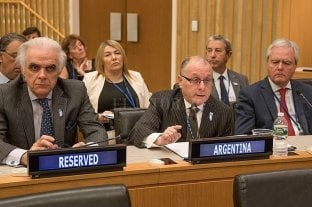 La ONU insta a que Argentina y Reino Unido retomen negociaciones por Malvinas -  -