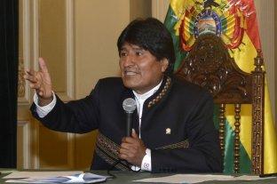 "Bolivia: investigan una ""posible falta"" electoral de Evo Morales"