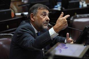 El cordobés Carlos Caserio reemplazará a Pichetto como presidente del bloque justicialista del Senado