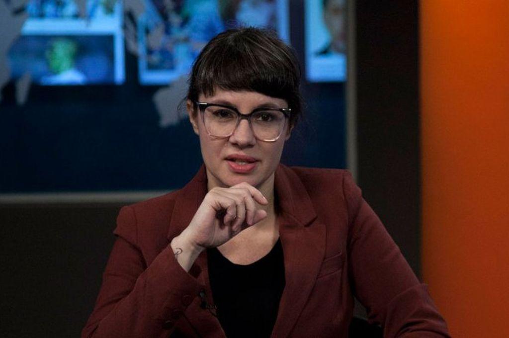 La periodista Gisela Marziotta será compañera de fórmula de Lammens en la ciudad de Buenos Aires