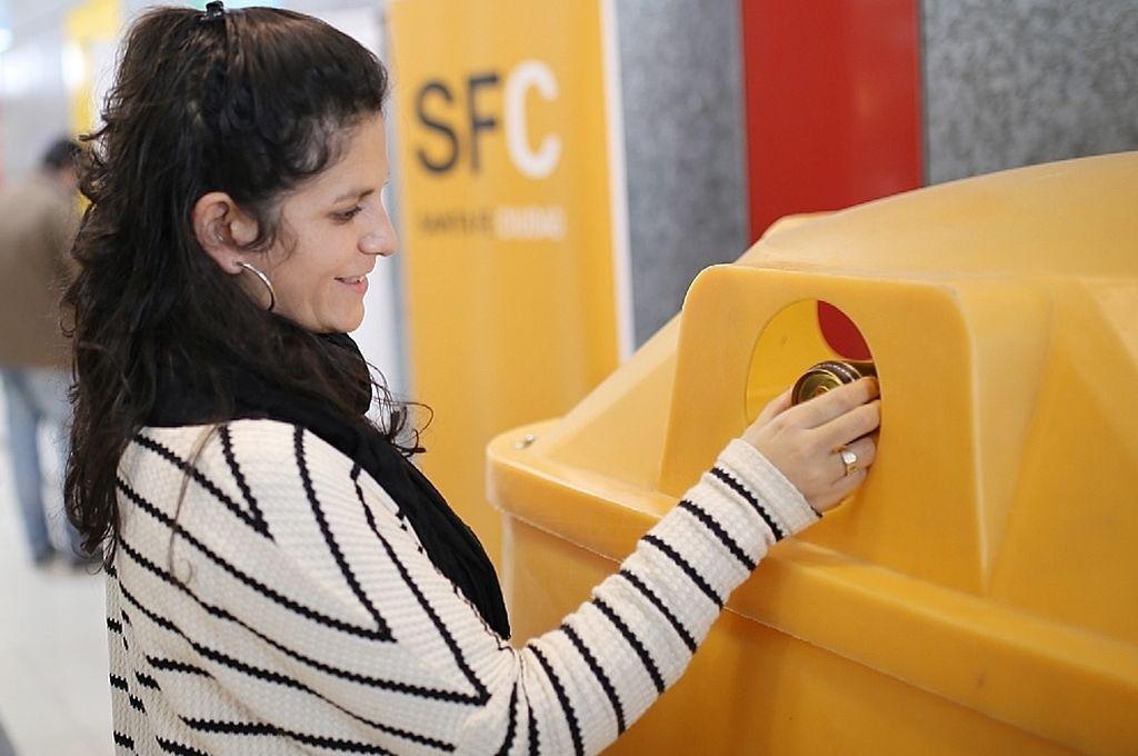 Campaña local de recolección y reciclaje de envases de aluminio