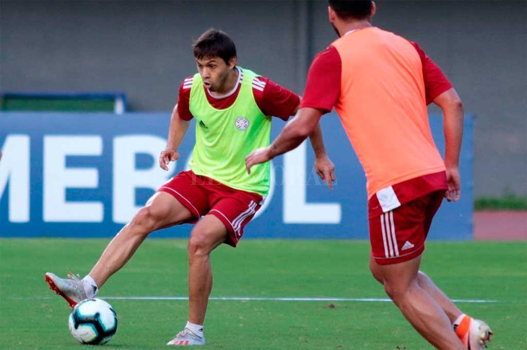Paraguay ultima detalles para enfrentar a Brasil