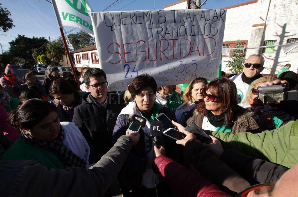 En el Samco de Rincón reclaman presencia policial las 24 horas  -  -
