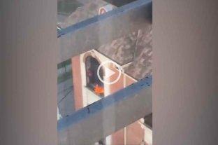 Video: disturbios en la cárcel de mujeres de Santa Fe -  -