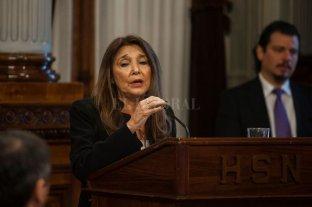 Diputados aprobó la designación de Marisa Graham como Defensora de los Derechos del Niño -  -