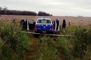 Dura condena por el crimen de un policía - El cadáver del policía Leandro Delgado fue hallado dentro de esta camioneta, con heridas de bala, con puntazos y degollado. -