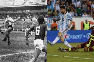 Los 11 que les metimos en Rosario y el día que Messi igualó a Batistuta