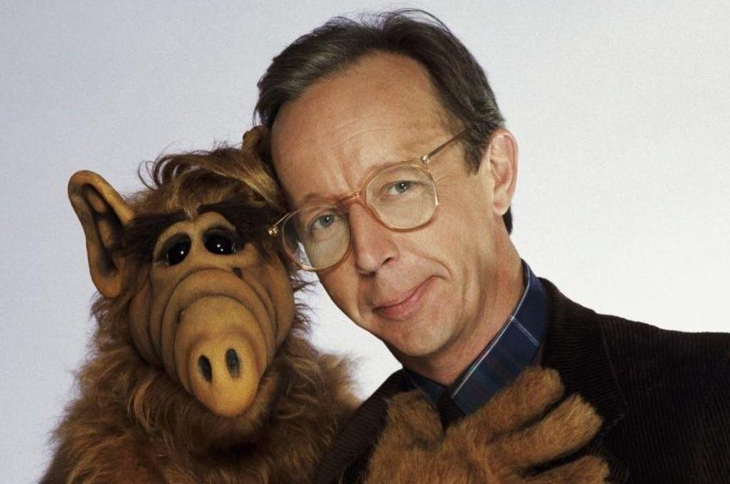 """Murió Max Wright, el """"padre"""" de Alf"""