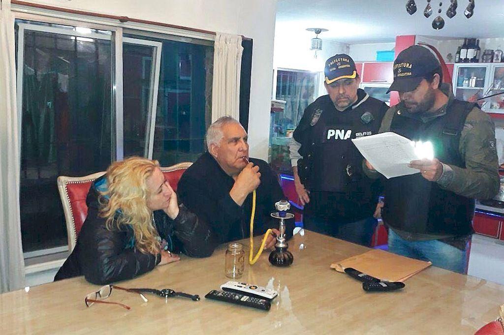 Allanamientos en Santa Fe por evasión y lavado vinculados a un ex gremialista