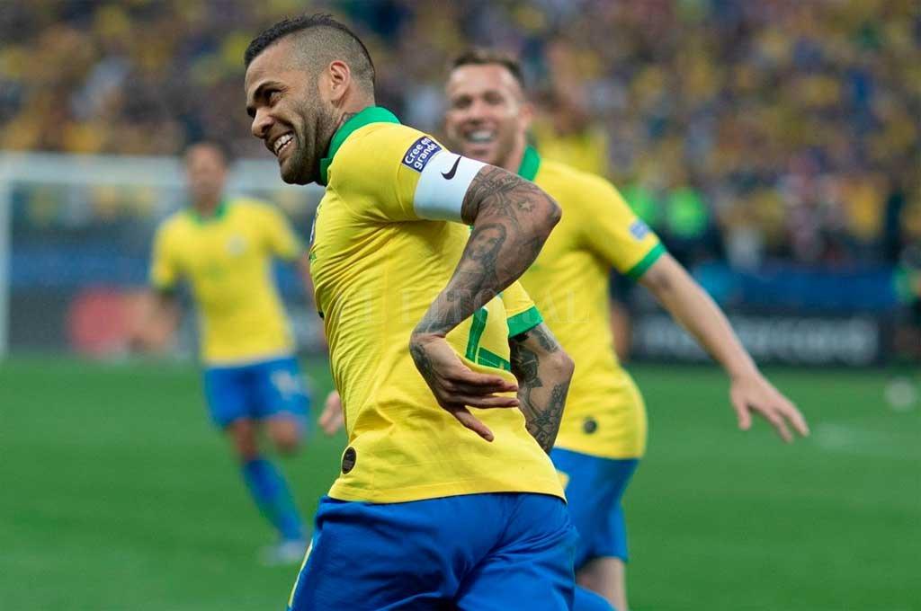 <strong>Foto:</strong> Twitter Selección Brasil