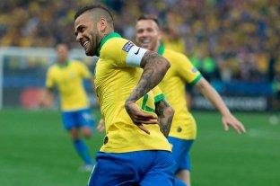 Brasil y Paraguay se miden por los cuartos de final de la Copa América