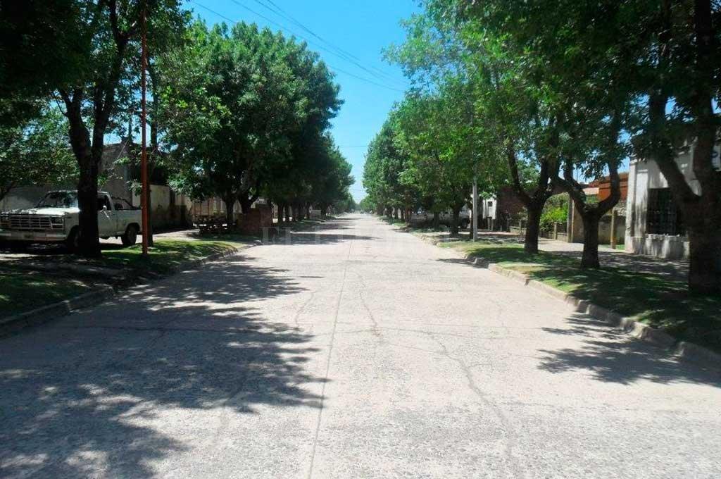 La zona donde se produjo el hecho  <strong>Foto:</strong> El Litoral