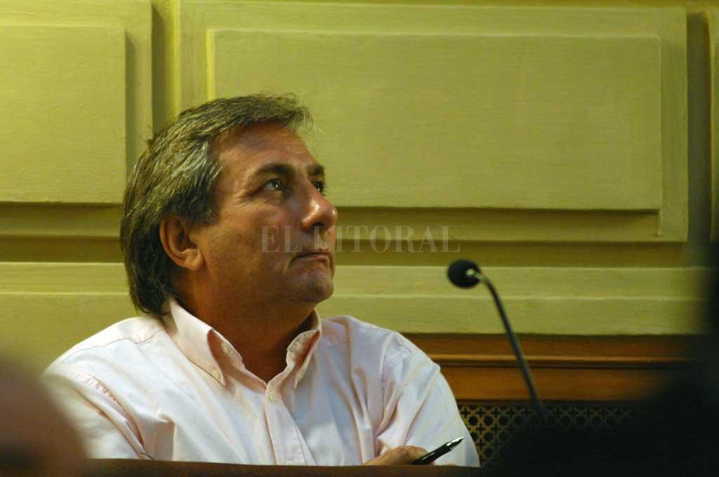 Foto de Archivo de Rubén Michlig. Crédito: Archivo El Litoral