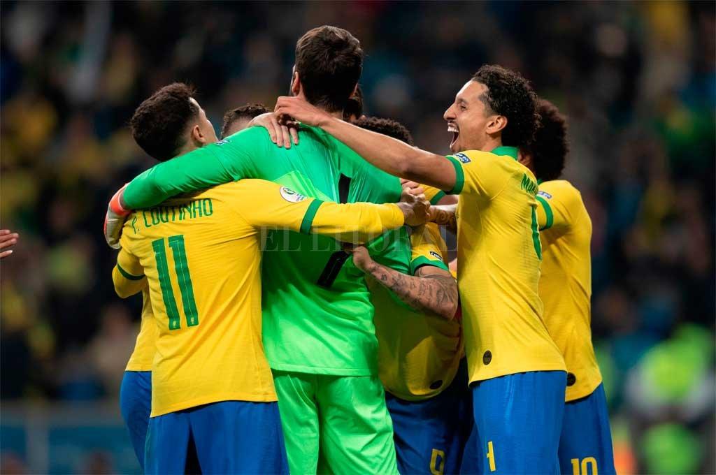 Crédito: Twitter Selección Brasil