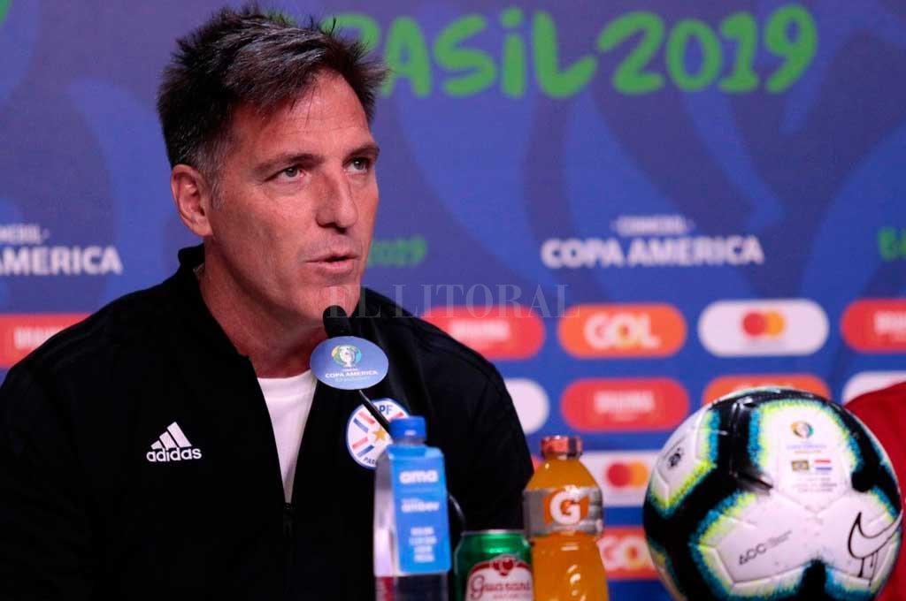 Crédito: Twitter Selección Paraguay