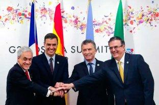 Macri dialogó con jefes de Estado de distintos países del G20