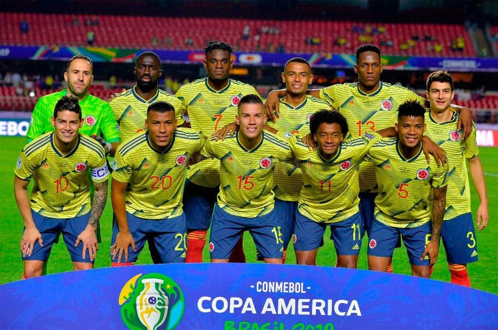 Crédito: Twitter Selección Colombia