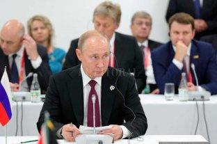 """Para Putin hay """"ideas"""" del liberalismo que se volvieron """"obsoletas"""""""