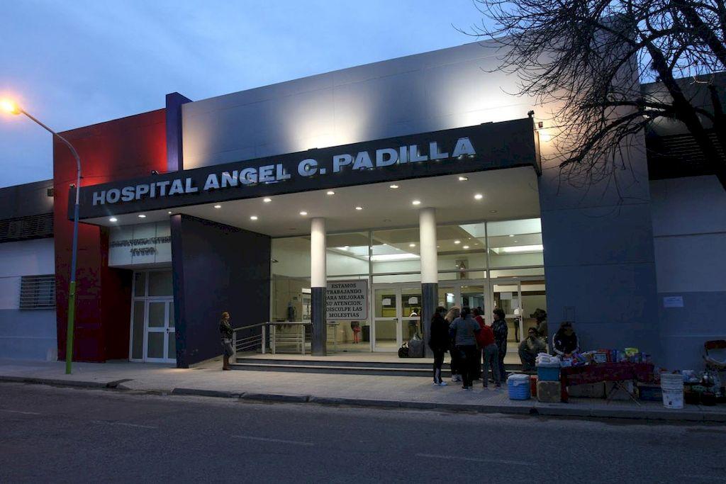 Hospital Padilla, donde el joven fue trasladado. <strong>Foto:</strong> Archivo