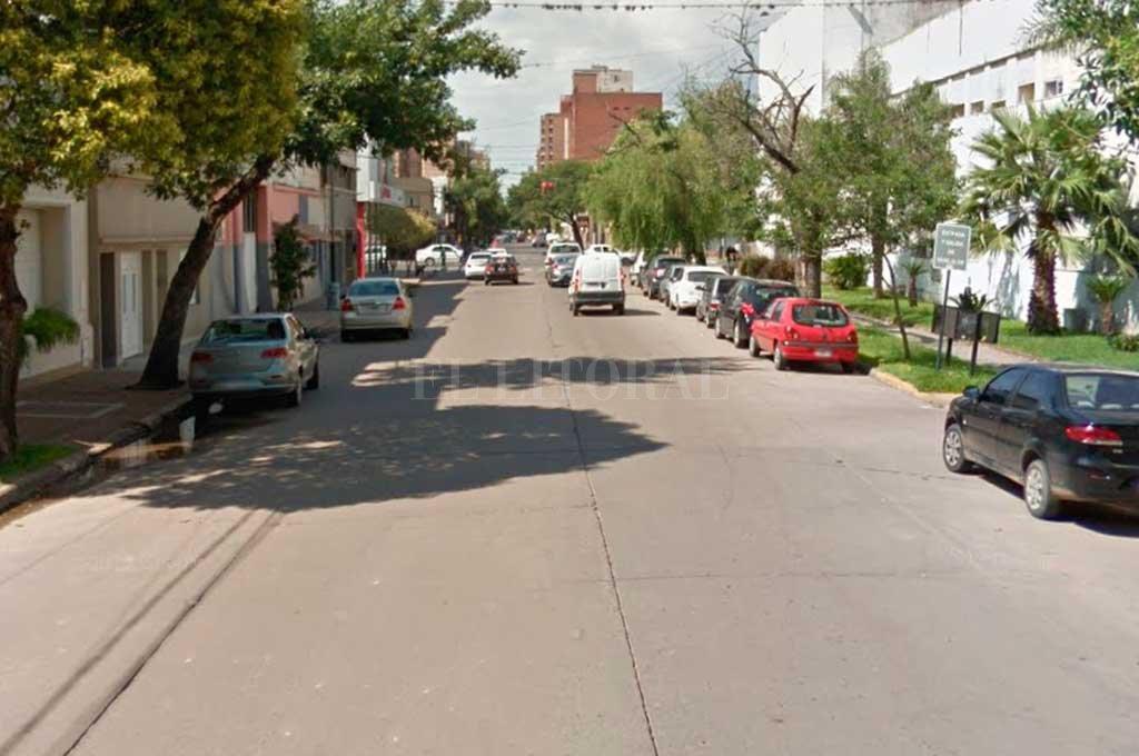 La zona donde se realizaron los trabajos Crédito: Captura de Pantalla - Google Street View