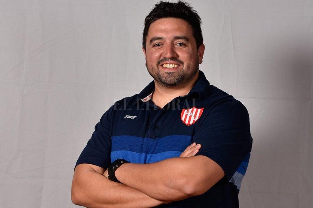 Juan Francisco Ponce será el director técnico principal del primer equipo rojiblanco. <strong>Foto:</strong> Prensa Club Unión